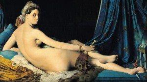 LA GRAN ODALISCA. 1814