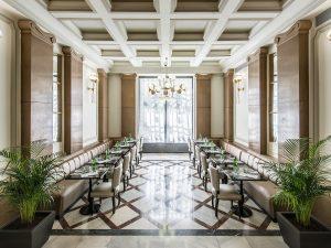 Lobby Mint Hotel